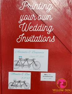 InvitationsWeddingWednesday